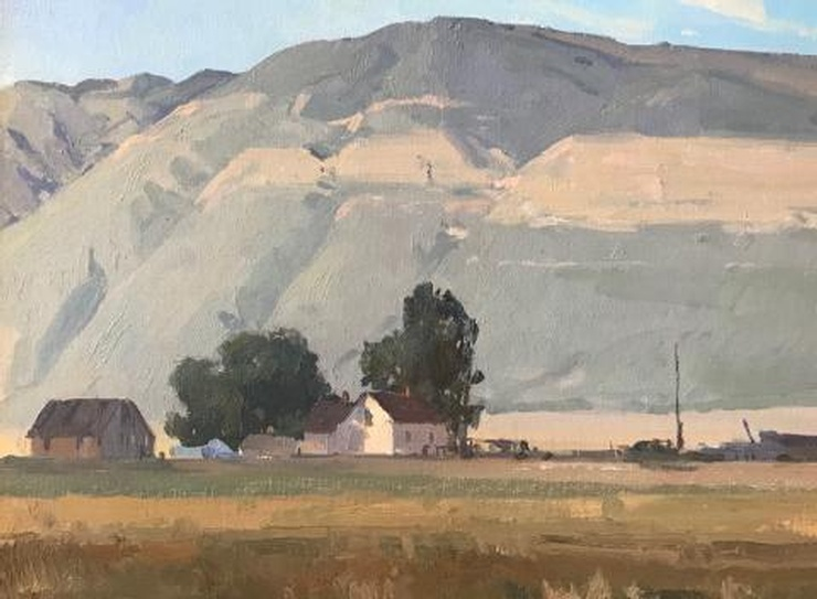 Sanpete County by Russell Case