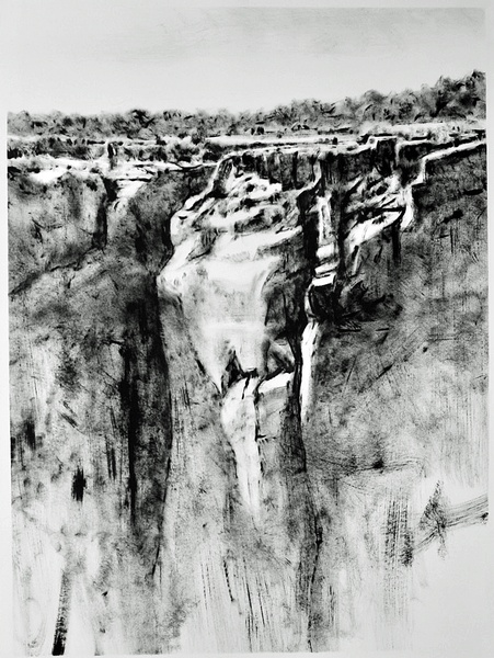 Canyon de Chelly #2 by Glenn Renell