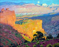 Capitol Reef Revisited - Oil - 24x30