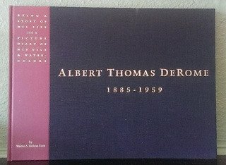 Albert DeRome Book: click to enlarge