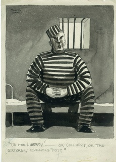 Jail Bird Circa 1935: click to enlarge