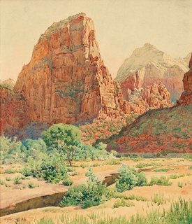 Bright Angel Landing: click to enlarge