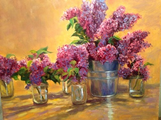 Long Valley Lilacs: click to enlarge