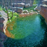 The Emerald Pool Sedona