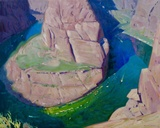 The Horshoe Bend