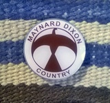 Maynard Dixon Country Lapel Pin