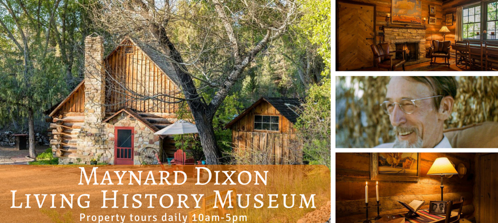 Maynard Dixon House Tours